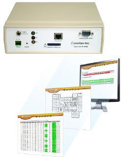 tcp/ip web hvac controller